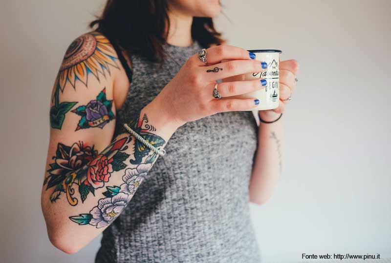 Lettering e tatuaggi