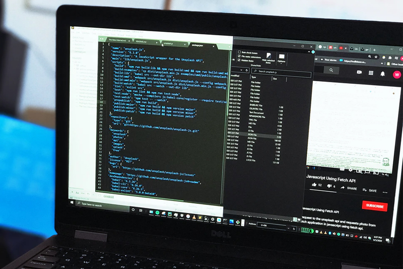 sviluppatore siti web html