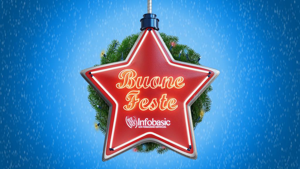 Infobasic vi augura Buone Feste!