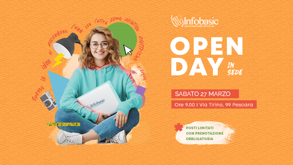 Open Day 27 marzo