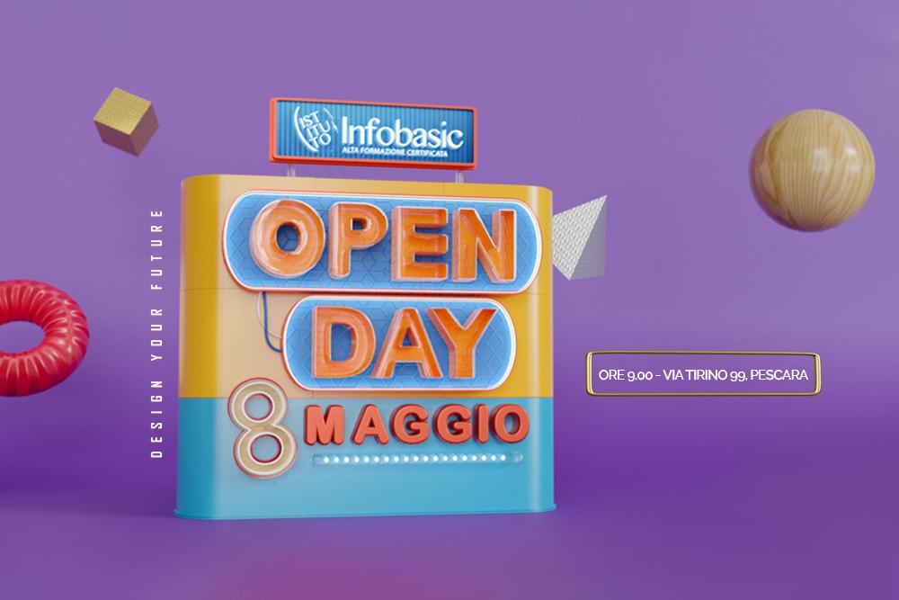 Open Day 8 maggio 2021